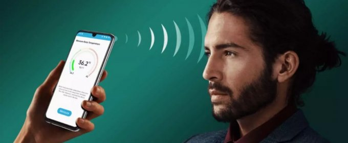 Špičkový mobilný telefón Umidigi a9 s infra teplomerom.