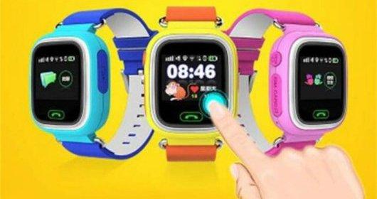 Detské hodinky pre bezpečnosť Vašich detí s GPS  a HD displejom.