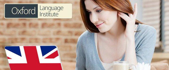 Online kurz angličtiny Oxford English od Oxford Language Institute.